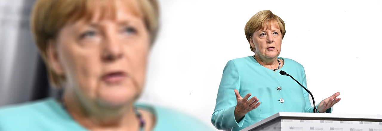 Wie Merkel versucht, das Volk mit psychischer Manipulation zu beeinflussen